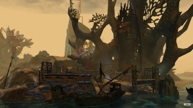 gw2 cursed shore