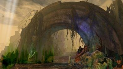 gw2 cursed shore arch
