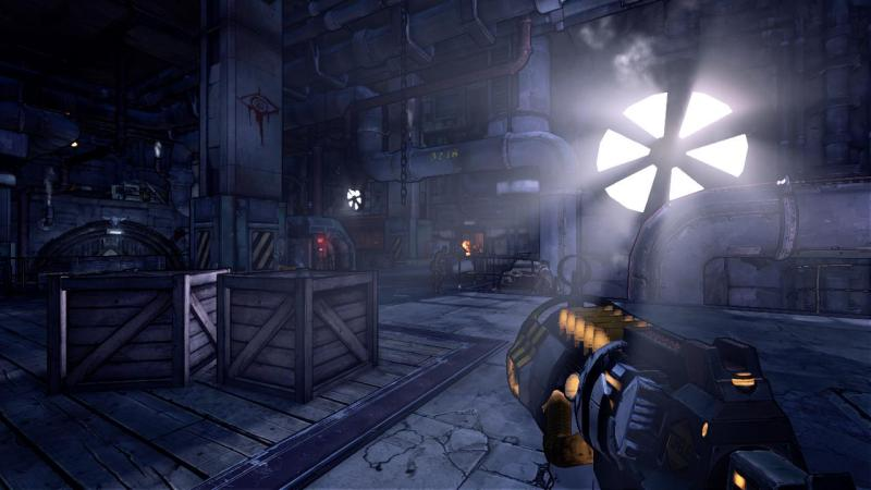Borderlands 2 warehouse