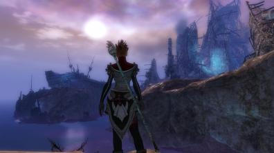 Gw2 Lost shores Sunset