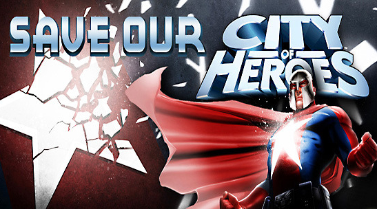 save City of Heroes