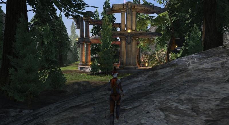 DFUW ruins