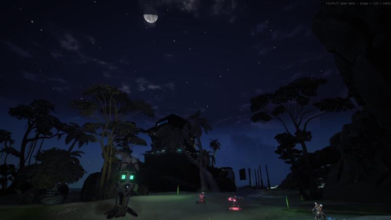Firefall Moonlight Thump
