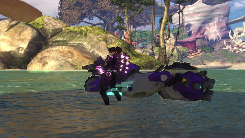Firefall Purple LGV