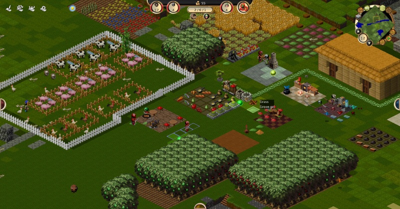 Towns Farmland