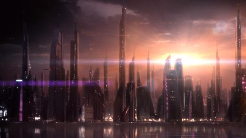 Mass Effect 2 illium