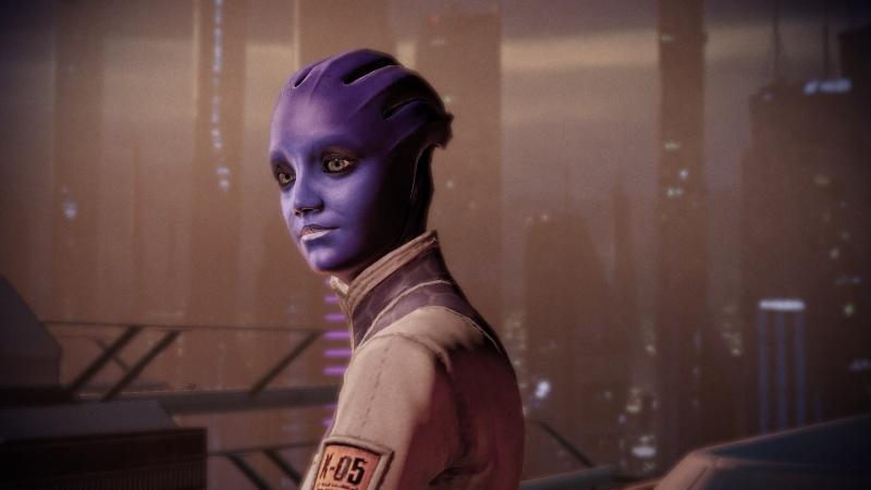 Mass Effect 2 Liara