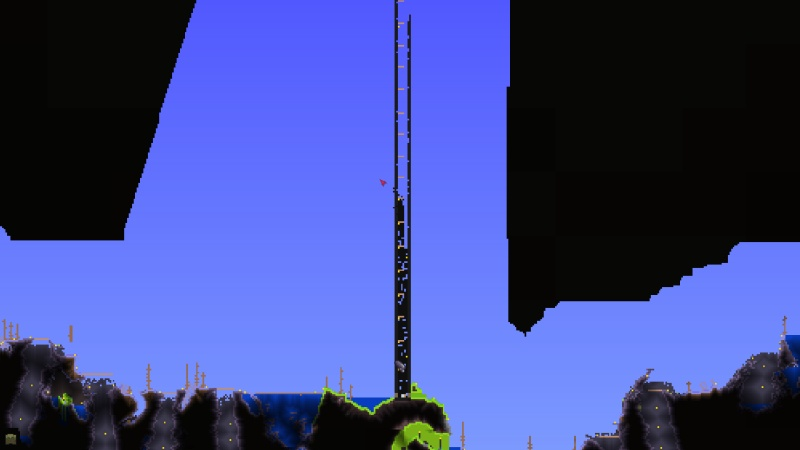 Terraria tower