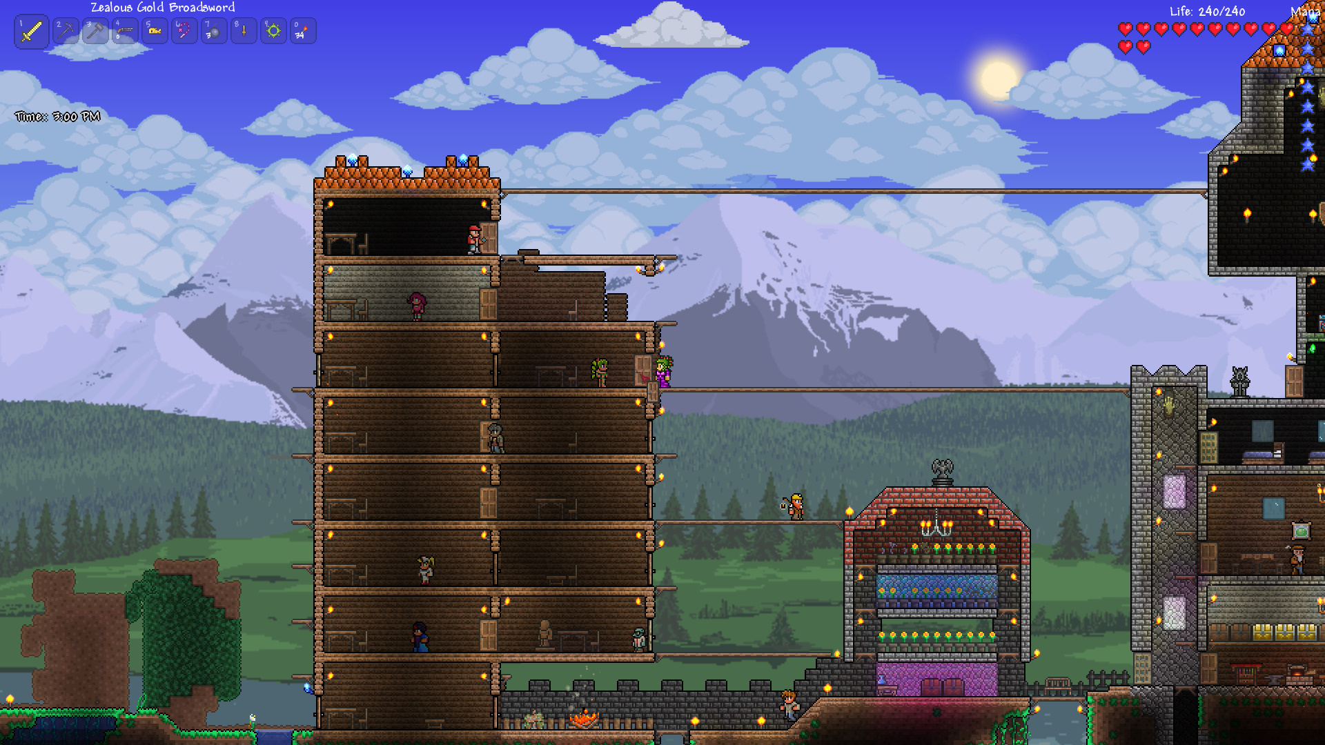 Terraria how to get soul of flight