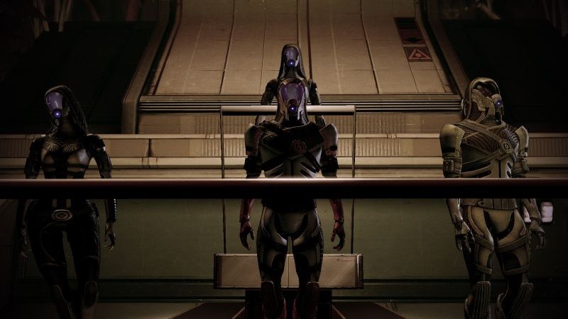 Mass Effect 2 tribunal