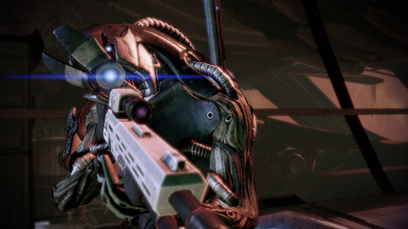 Mass Effect 2 geth