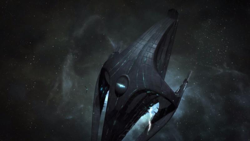 Mass Effect 2 geth heretics