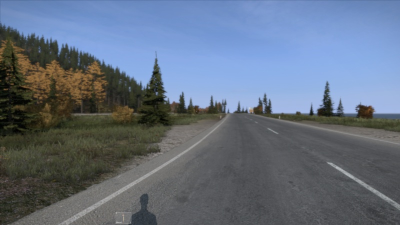 Travelling the Lonesome Road in DayZ