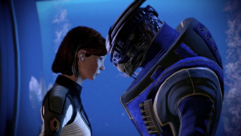Mass Effect 2 Garrus Shephard