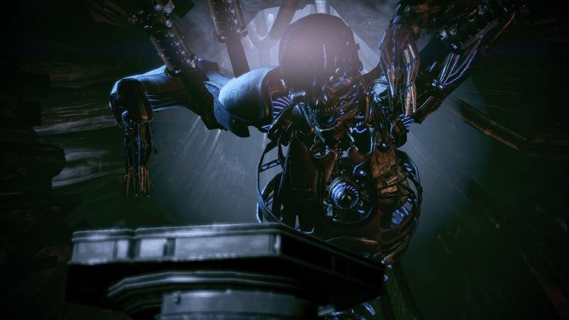 Mass Effect 2 reaper