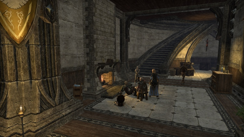 Cosy in the ESO embrace
