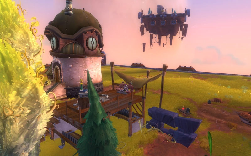 WildStar chillout