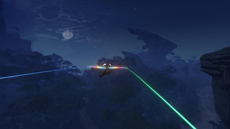 Firefall glider