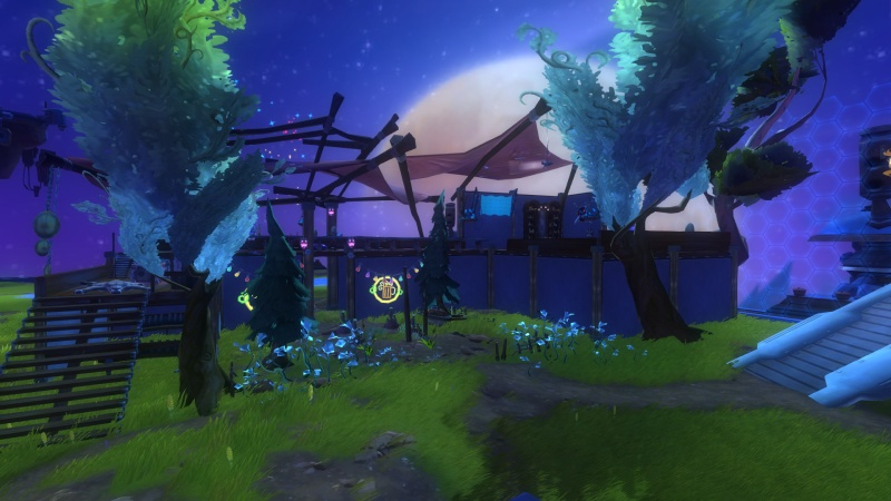 WildStar night bar