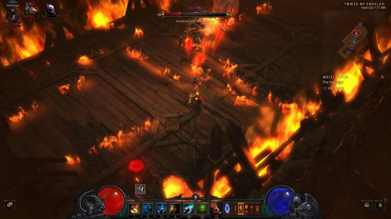 Diablo III urzael