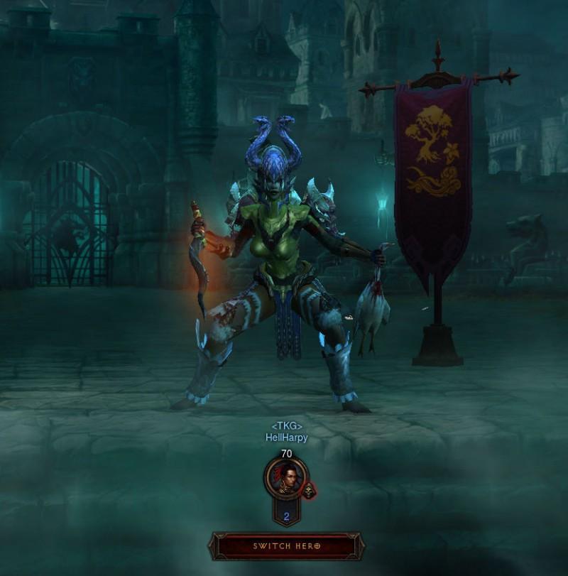 Diablo III WD