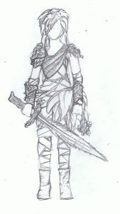 sylvari armour